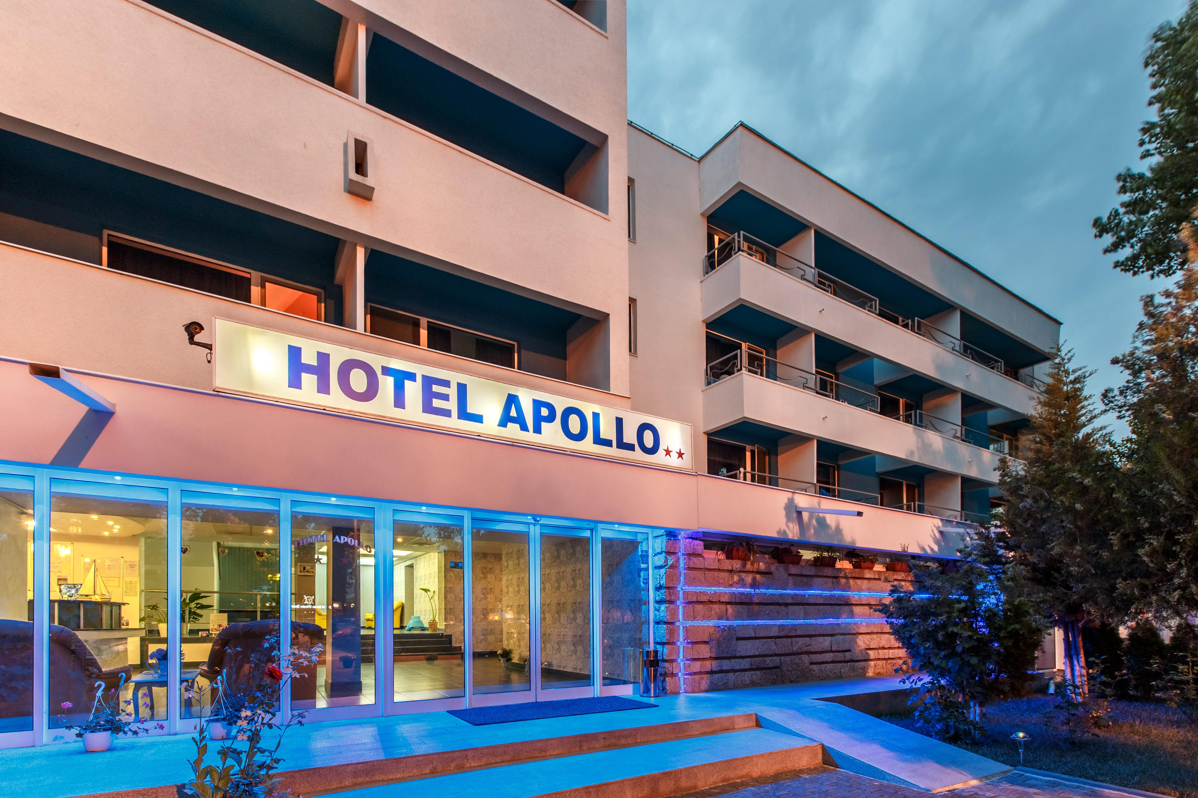 Hotel hotel apollo mamaia for Apollo hotel prague